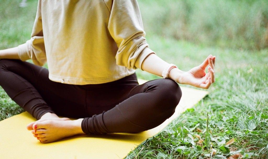 Was Meditation und Trauern gemeinsam haben: das Atmen spielt eine ganz bedeutende Rolle